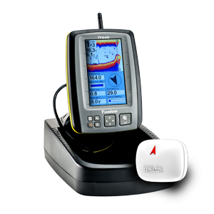 TF640 GPS FISHFINDER